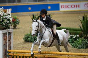 Horse jumping photos from the Royal Winter fair