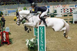 Horse jumping photographer David Reid