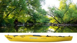 Selection of the best kayak for photographers