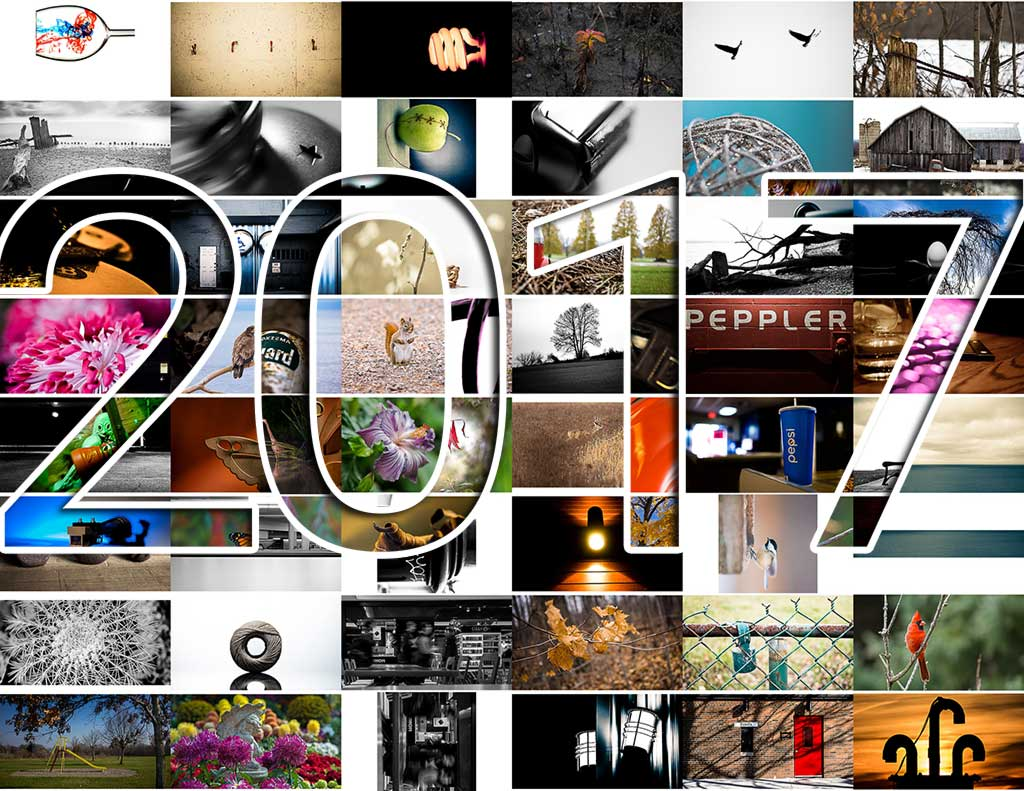 How to plan for a 365 day photo challenge and finish